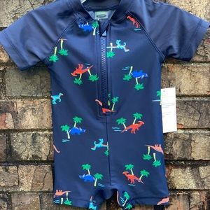 NWT Old Navy Boy's Swimsuit 6-12 months